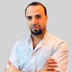Yaser Almohamad, assistent Tandarts